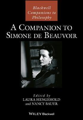 A Companion to Simone de Beauvoir image