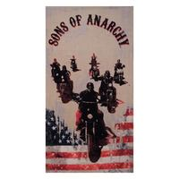 Sons of Anarchy: Ride America - Cotton Towel