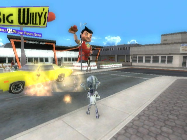Destroy All Humans! Big Willy Unleashed for PlayStation 2 image