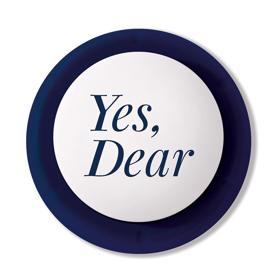 The Yes Dear Button image