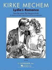 Lydia's Romance Sop/Alto Duet Soprano and Alto Duet W/Piano Accomp image