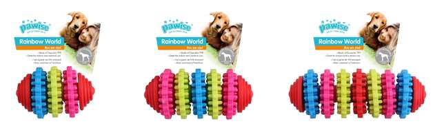 Pawise: Rainbow World - Gear Medium