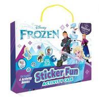 Frozen 2 Sticker Activity Case