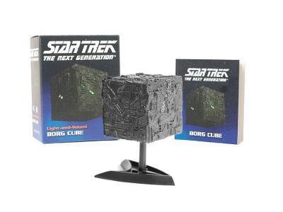 Star Trek - Light & Sound Borg Cube by Chip Carter
