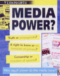 Media Power? by Alison Cooper image