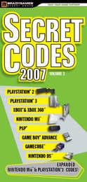 Secret Codes: 2007: v. 2 image
