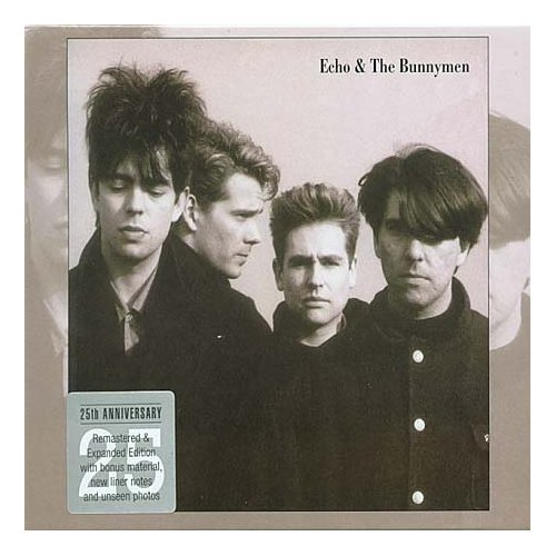Echo & The Bunnymen : 25th Anniversary Remastered & Expanded Edition by Echo & The Bunnymen image