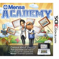 Mensa Academy for Nintendo 3DS