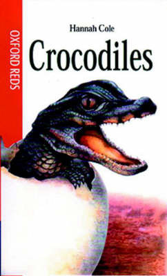 Crocodiles by Hannah Cole