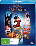 Fantasia on Blu-ray