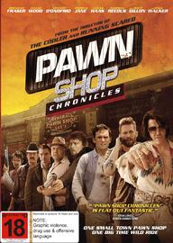 Pawn Shop Chronicles on DVD