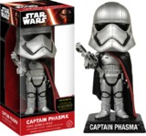 Star Wars: Captain Phasma Wacky Wobbler Bobble Head