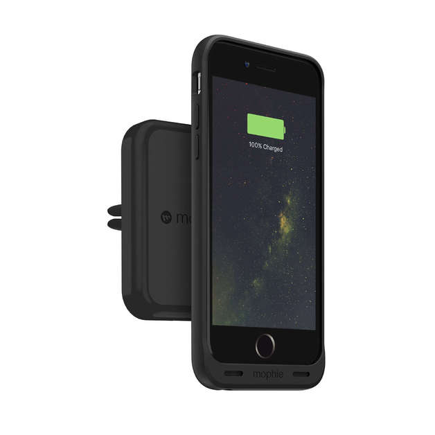 Mophie Charge Force Vent Mount (Black)