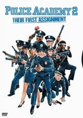 Police Academy 2 - Their First Assignment on DVD