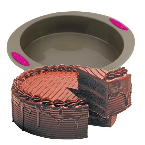 Lyndey Milan Silicone Round Pan