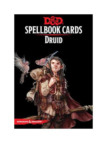 D&D Spellbook Cards: Druid Deck (131 Cards) image