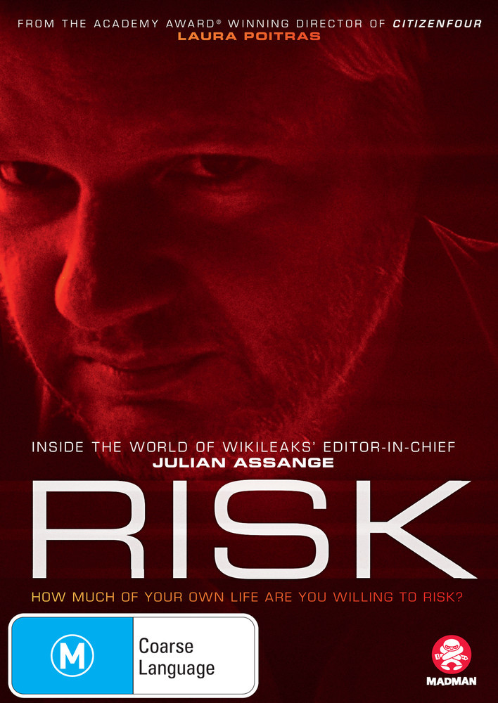 Risk on DVD image