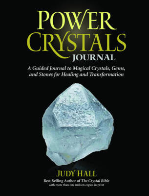 Power Crystals Journal by Judy Hall