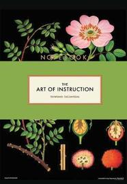 The Art of Instruction Notebook Collection (Set 3) by Chronicle Books