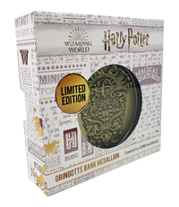 Harry Potter: Gringotts Bank - Medallion