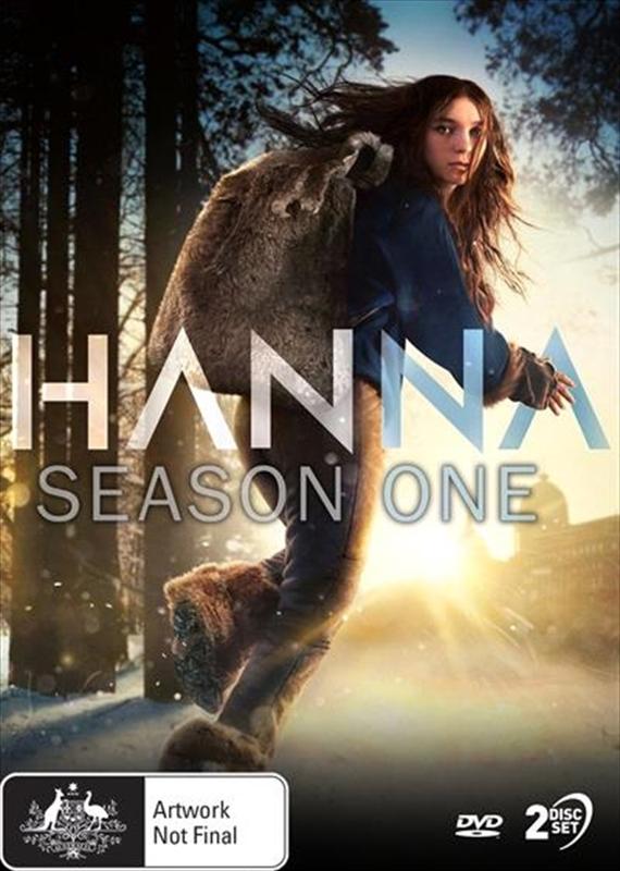 Hanna: Season 1 on DVD