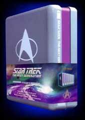 Star Trek - Next Generation Season 6 Box Set on DVD