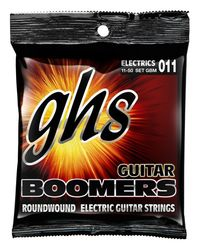 GHS Medium 11-50 Boomers - Electric Guitar Strings