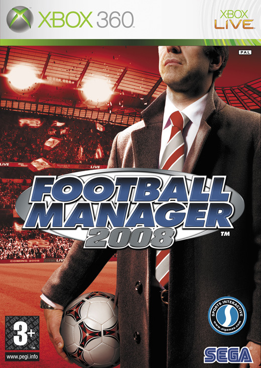 Football Manager 2008 for X360