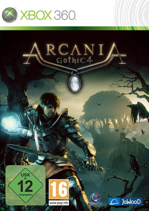 Arcania: Gothic 4 for Xbox 360