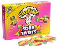 Warheads Theater Box Sour Twists (99g)