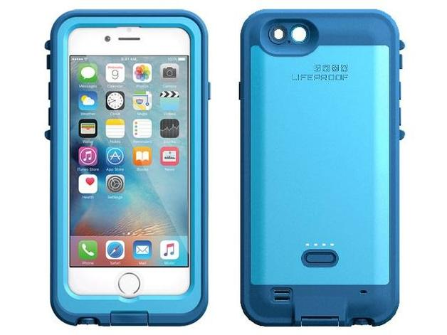 separation shoes 74eef 95312 Lifeproof iPhone 6/6S Fre Power Case (Blue) | at Mighty Ape Australia