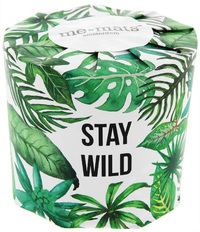 Me&Mats: 'Stay Wild' Candle