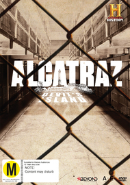 Alcatraz: Devil's Island on DVD