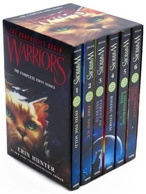Warriors Box Set by Erin Hunter