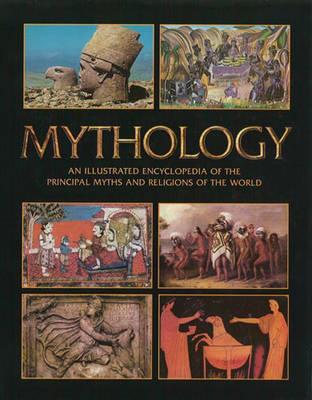 Mythology Handbook by Richard Cavendish image