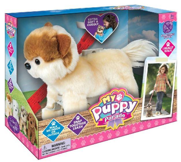 My Puppy Parade Pet - Sammy (Pomeranian)