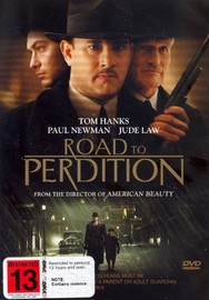 Road to Perdition on DVD