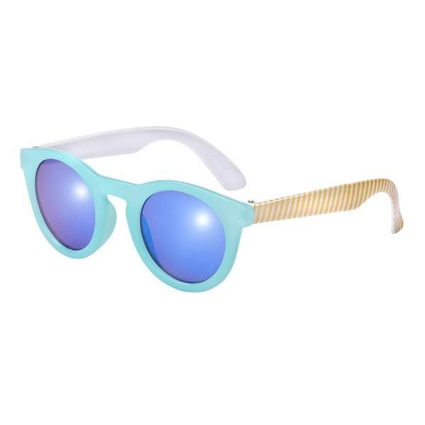 Frankie Ray Candy Seafoam Sunglasses- 1-3 Years