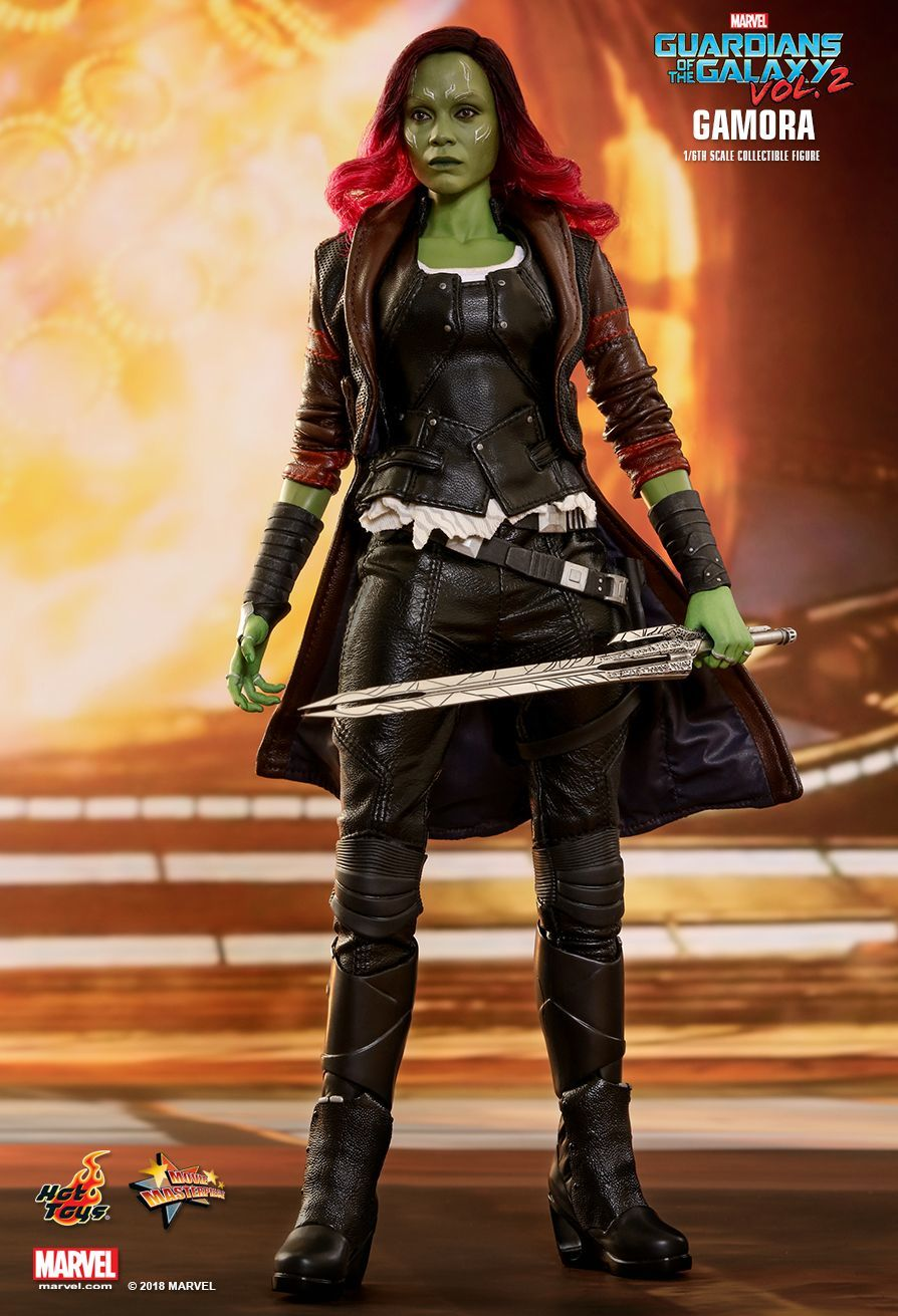 """Guardians Of The Galaxy: Gamora - 13"""" Articulated Figure image"""