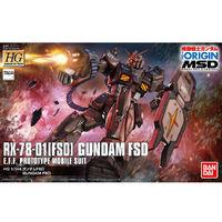 HG 1/144 Gundam FSD - Model Kit