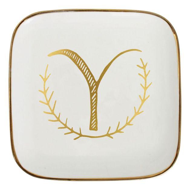 Trinket Plate - Y