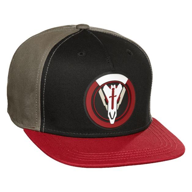 Overwatch: Night Snap back Hat