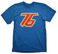 """Overwatch T-Shirt """"Soldier 76"""", M"""