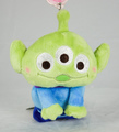 Pixar Characters Plush: Toy Story - Alien