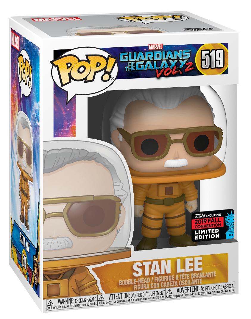 Marvel: Stan Lee (Astronaut) - Pop! Vinyl Figure image