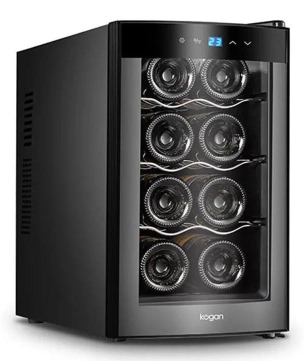 Kogan: Premium 8 Bottle Wine Cooler
