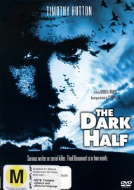 The Dark Half on DVD image