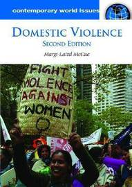 Domestic Violence by Margi Laird McCue
