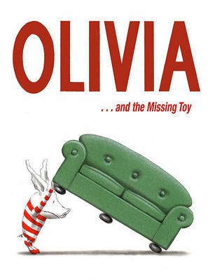 Olivia and the Missing Toy by Ian Falconer image