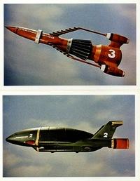 Thunderbirds: 100 F.A.B. Postcards image